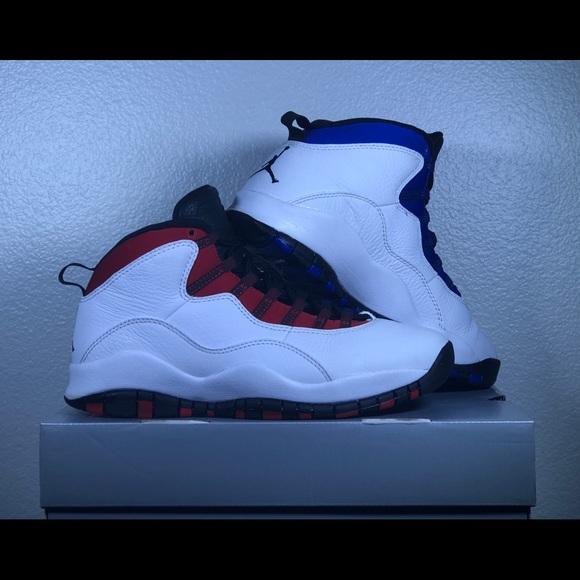 separation shoes afdba 0497d Air Jordan 10